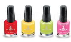 Jessica Summer 2013 Neon Limited Edition Collection - Nail Candy 101