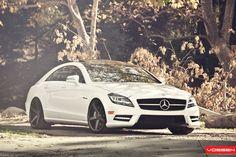 Vossen Mercedes CLS. Big luv
