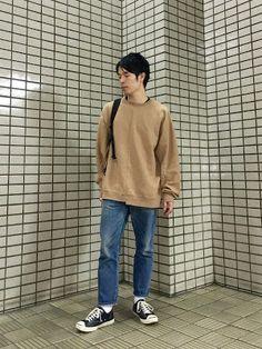 Y's Wardrobe: 【unused ordinary fits converse】エクストリームの一歩手前ってなんなんや...