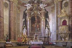Schlosskapelle des Residenzschlosses Ludwigsburg