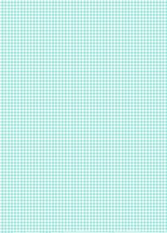 Morandi Sisters Microworld: Printable Wallpapers - Checked Pattern - Carte da…