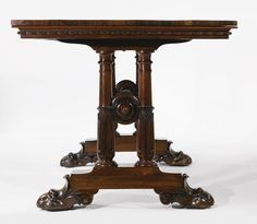 c1810 A Regency Rosewood Library Center Table Circa 1810 Estimate   8,000 — 12,000  USD. unsold