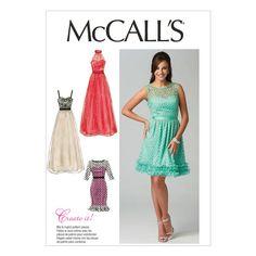 Mccall Pattern M6893 8-10-12-14-Mccall Pattern