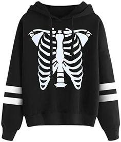 Halloween Pumpkin Ghost Bat Candy Men 3D Print Pullover Hoodie Sweatshirt with Front Pocket