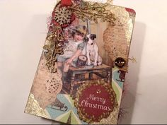 Memories of Christmas - YouTube, another Christmas journal