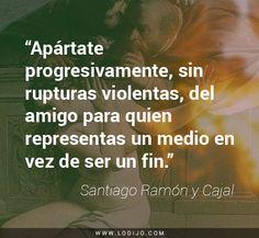 El padre de la histología, Santiago Ramón y Cajal