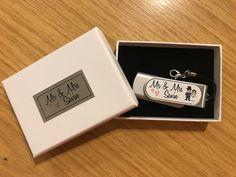 Personalised Mr & Mrs USB