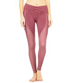 Shades of Pink: Pink is the hottest color in the fashion world right now, so it's fitting that it would carry over to leggings, too.