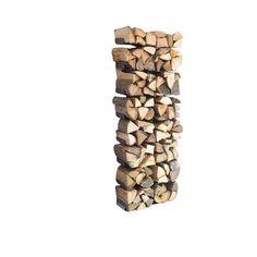 Radius - Wooden Tree Range-bûches - noir/Taille 3/HxB 170x61cm