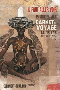 Principales eventos a Clermont-Ferrand : Biennale du Carnet de Voyage