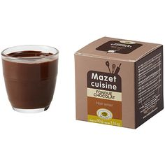 Fondue au chocolat noir amer - Mazet - Etre Gourmand