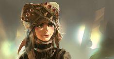 Mongol Girl 3 by ~Benlo on deviantART