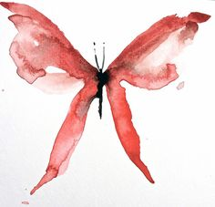 no.3  in the 'delicate' collection #art #modern #abstract #butterfly