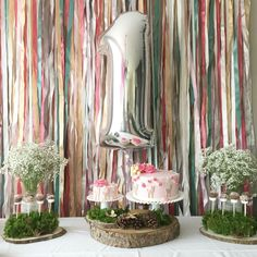 Woodland Birthday Party on Canadian Mountain Chic