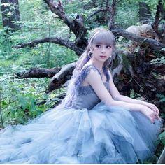 Girls Dresses, Flower Girl Dresses, Cinderella, Disney Princess, Wedding Dresses, Bands, Japanese, Fashion, Dresses Of Girls