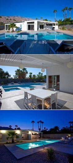 Palm Springs House Rental: Modern Dream ~ | HomeAway