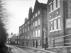 The Workhouse Kings Norton Birmingham U K.