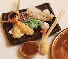 Nunu's house, tempura!