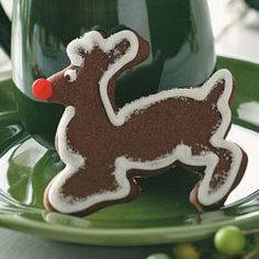 Chocolate Reindeer Recipe - Holiday Cottage