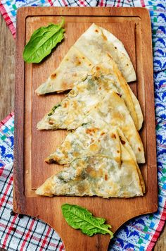 These quesadillas are a snap to make and satisfying cravings for Mexican food without all the calories.