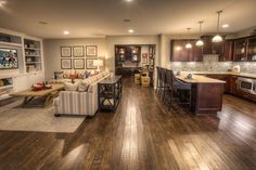 Unifinished Basement Decorating Ideas Interior Style Ultra Brown Design With…