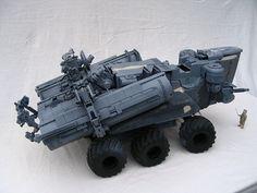 Raktraktor by Mark`Stevens ModelCrafter, via Flickr