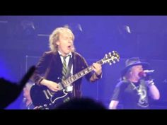 AC DC feat Axl Rose   Thunderstruck  Sep 2 2016 Atlanta