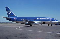 Quebecair, Boeing 737-200