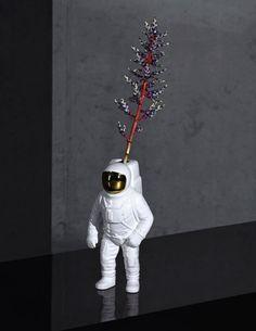 Vase Starman by Diesel Living for Seltti