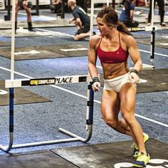 crossfitters:  Stacie Tovar by David Helbig