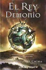 """Ficha de lectura de """"EL REY DEMONIO"""" de Cinda W. Chima, realizada por Paula González."""