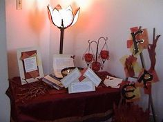 Prayer stations and Prayer Rooms - for women's ministry or youth