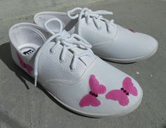 shoes Fashion Shoes, Women's Fashion, Skor, Keds, Baby Shoes, Flats, My Style, Sneakers, Cute