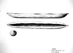 Africa - canoe da pesca sul Lago Malawi