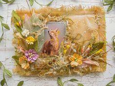 Сказочный мир Алисы: Сказочные открытки! Результаты первой группы он-лайн курса. МОРЕ красоты!!!