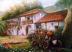 José Raúl Rodriguez: Descripción de su trabajo, fotos de sus obras, logros y exposiciones.