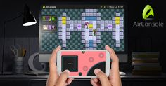 Your browser is the console, your smartphone is the gamepad. Start multiplayer games right now! AirConsole requires no installs.