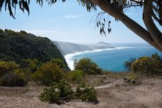 View of Waitpinga Cliffs on the Fleurieu Peninsula, South Australia