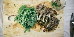Grilled Lamb Chops with Olive and Sun Dried Tomato Tapenade   I Will Not Eat Oysters