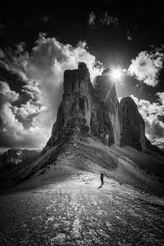 Seized by Size by Martin on 500px..... The Dolomites.