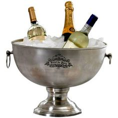 34 Best Champagne Ice Bowl Images Ice Bowl Drink