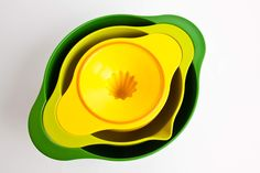 Nest Multi from Set of 4 bowls, The and Multi and BD Joseph Joseph, Good Company, Bowls, Nest, Juice, Colour, Serving Bowls, Nest Box, Color