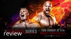 Wildman Willis WWE Survivor Series 2016 PPV Review