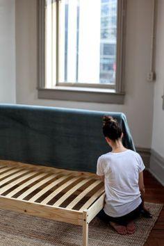 DIY Ikea FJELLSE Couch Hack — Treasures & Travels