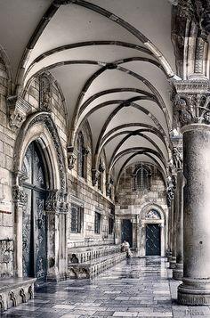 The Rector's Palace, old town, Dubrovnik, Croatia | HoHo Pics