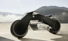 Vision Next 100, a moto do futuro da BMW