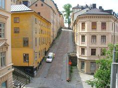 rännkyrkagatan Södermalm Stockholm