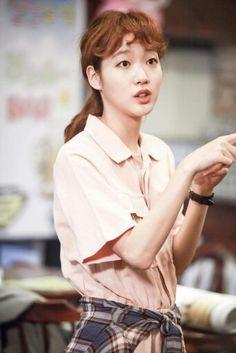#CheeseintheTrap stills #KimGoEun #ParkHaeJin #HongSeol #YooJung