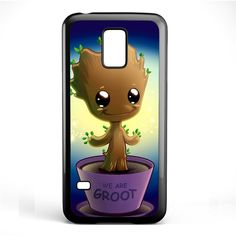 """Groot by dreamgate-gad Guardians of the galaxy was the best thing to happen all year. """"We are Groot""""Little Groot by dreamgate-gad Guardians of the galaxy was the best thing to happen all year. """"We are Groot"""" Chibi, Pokemon, Pikachu, I Am Groot, Cute Disney, Marvel Dc Comics, Disney Wallpaper, Cartoon Wallpaper, Guardians Of The Galaxy"""