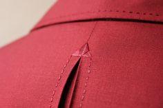 Timothy Everest jacket detail - via Sleevehead